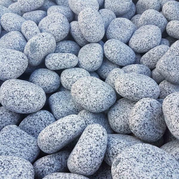 Granite pebbles Sack 20kg 1/2