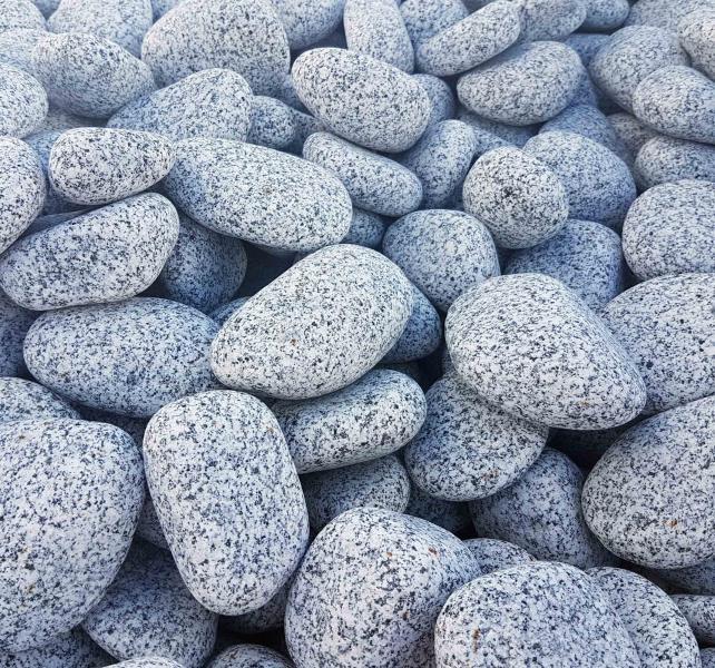 Декоративен камък гранит 20кг. торба 1/2