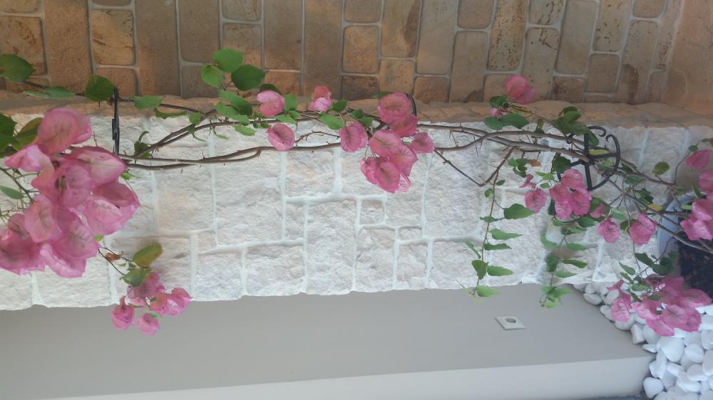 Варовик ъгли  декоративна зидария